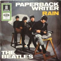 Beatles,The - Germany - Paperback Writer/Rain (0 23210)